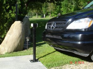 Stanz pedestal old model